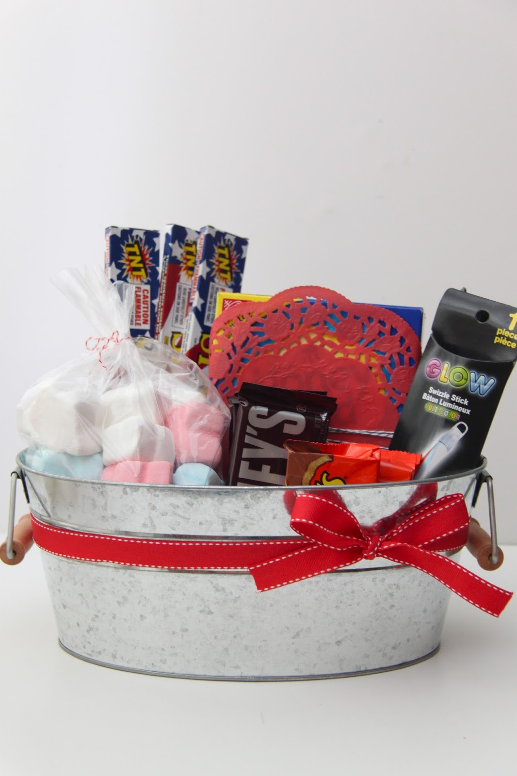 4th Of July Gift Basket 01