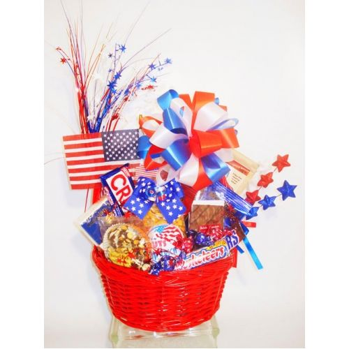 4th Of July Gift Basket 05