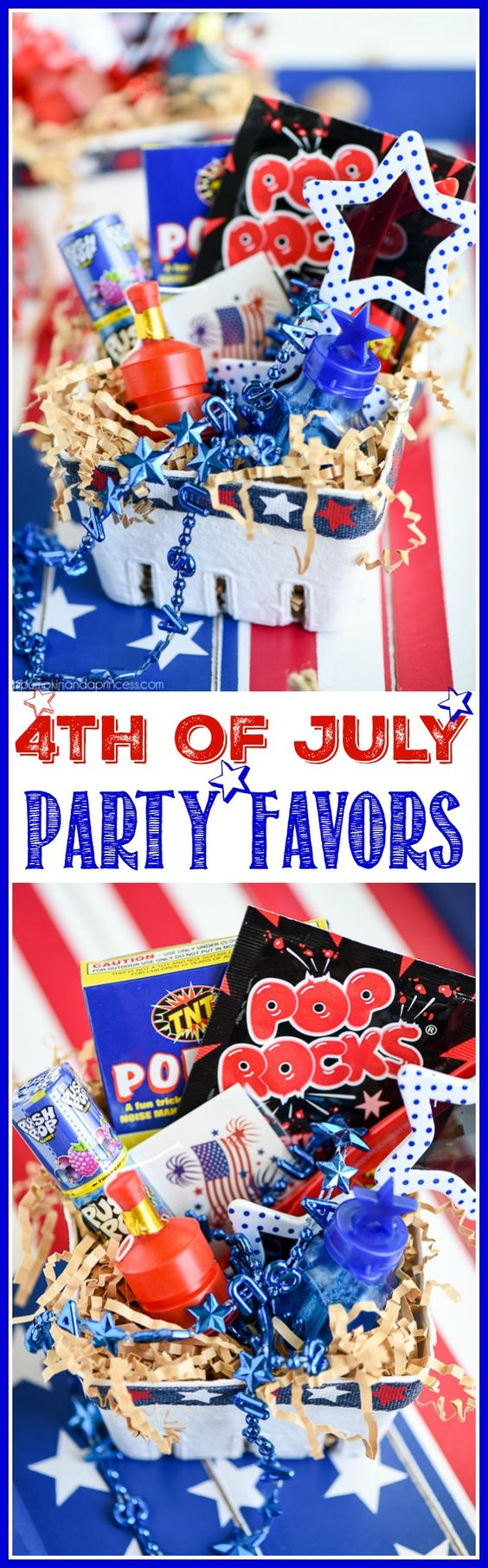 4th Of July Gift Basket 06