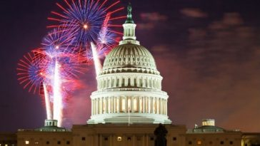 Washington, DC, Fireworks