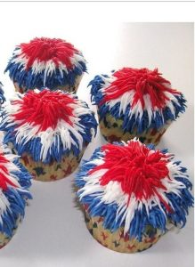 4th Of July Cupcakes 01