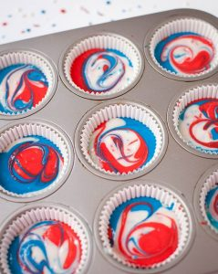 4th Of July Cupcakes 05
