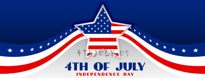 4th of July FB Cover Photos